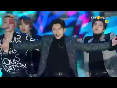 20190115 SMA 몬스타엑스 MONSTA X I.M Possible Intro Jealousy SHOOTOUT Full cut HD