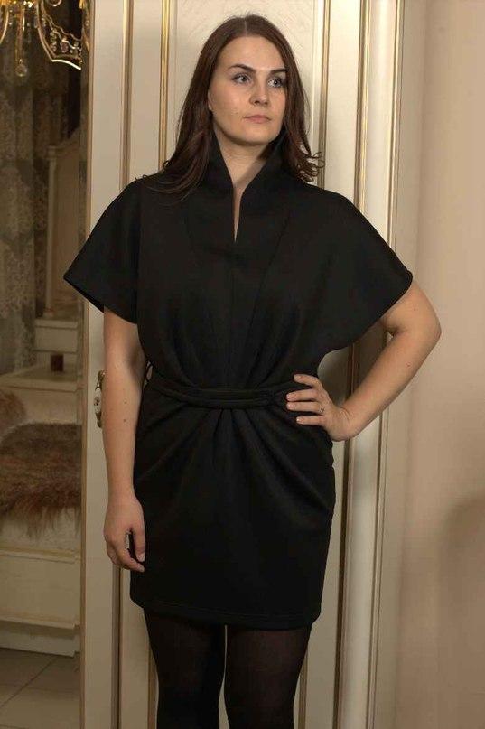 Пошив и продажа теплых платьев