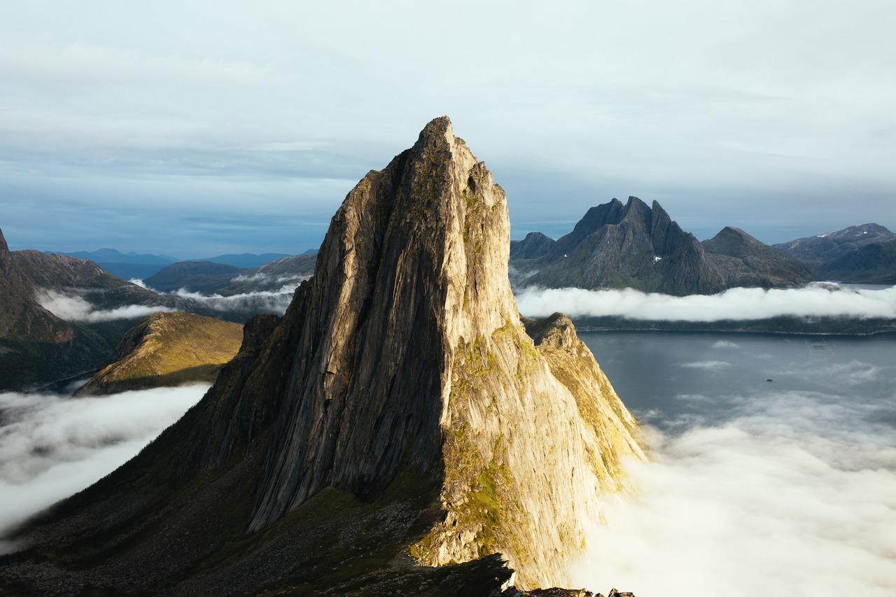 Роскошные пейзажи Норвегии - Страница 36 EijkGuCHBMk