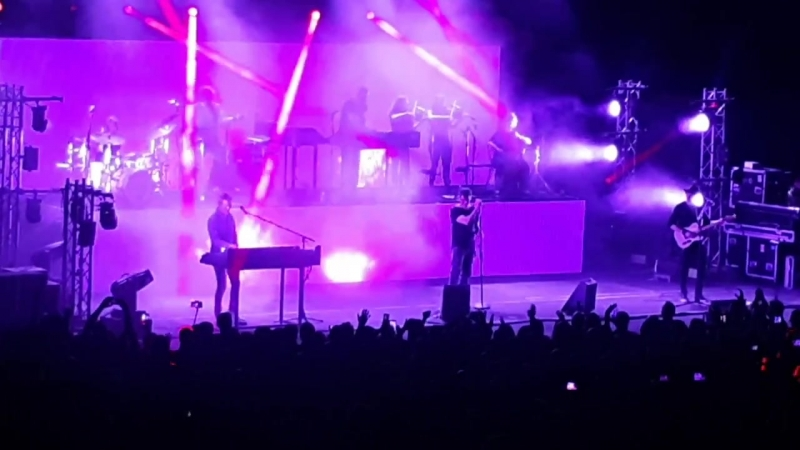 A-ha — The Living Daylights (electric summer) Israel, 21.06.18