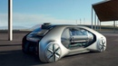 Renault EZ- GO Concept - This Is The Car Of The Future