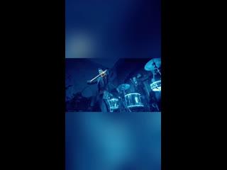 Violin&drums show клуб irris