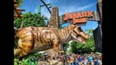 Jurassic Park in Real World situated in Orlando City of Florida