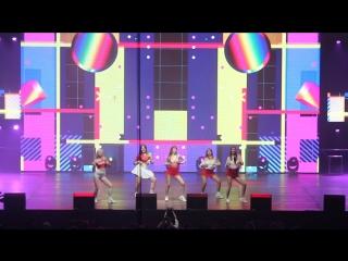 Luminance - Red Velvet - Rookie - K-POP Cover Dance Festival 2018
