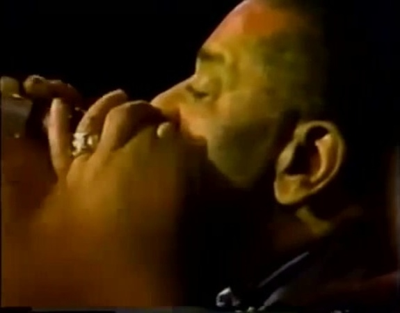Dizzy Gillespie Jon Hendricks SCAT mouth harp 1980