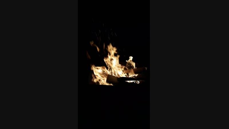 Bonfire in my soul