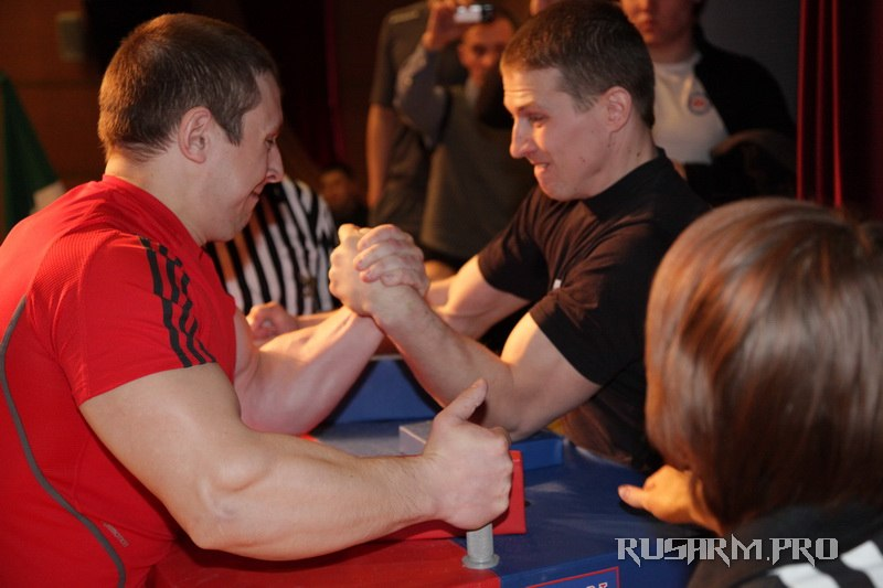 Anas 2013 - Armwrestling tournament in Chistopol