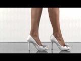 Свадебные туфли на высоком каблуке Bourne Kathryn