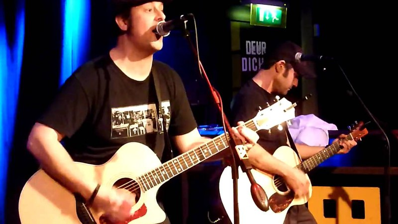 On The Outside (Acoustic), by Tony Sly Joey Cape [HD]