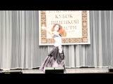 Diana Mkhitaryan  oriental bellydancer 1 место табла