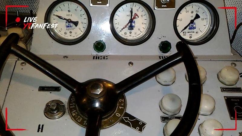 Тепловоз М62 ⏰ Тех.учёба 1 часть по 151 инструкции
