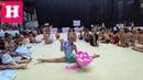 Турнир по художественной гимнастике Одесса-Мама 2018 / Первое выступление с булавами