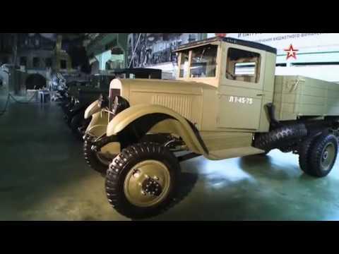 Автомобили Второй мировой войны 1 серия