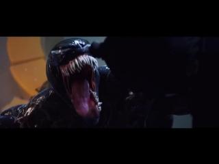 Venom symbiote alien invasion begins trailer new (2018) tom hardy superhero movi