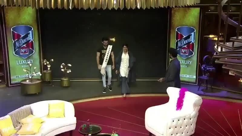 This Sunday Some Fun With No1Yaari - Mr.Handsome @ramsayz N @Cute @Itslavanya With @RanaDaggubati - No1YaariWithRana - HelloGuru