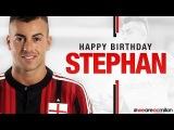 Поздравления для Стефана Эль-Шаарави отофициального YouTube канала клуба.