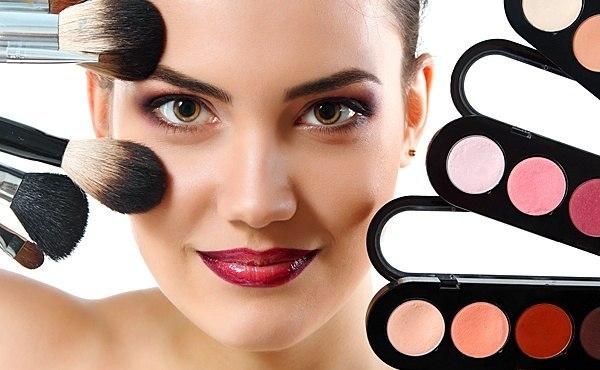 Салонные виды макияжа.