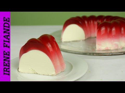 Перед ним не устоит никто - эффектный летний десерт. Желейный торт без выпечки