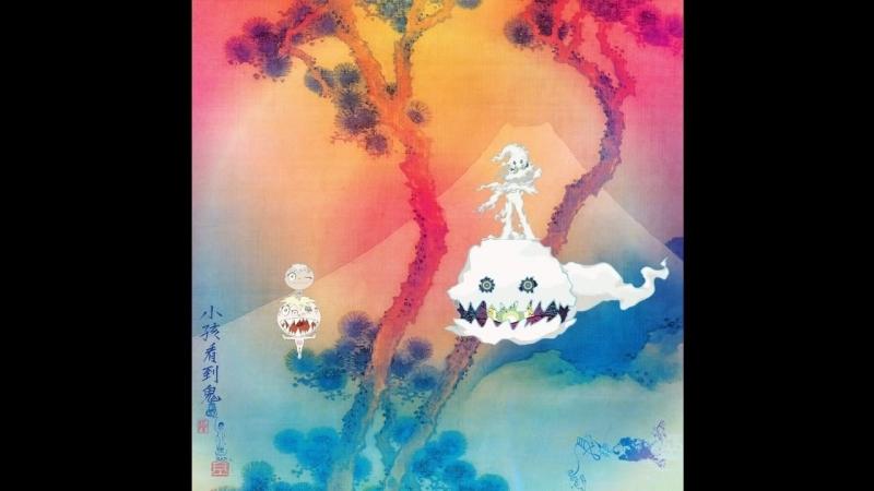 Kanye West Kid Cudi - Cudi Montage (Kids See Ghost)