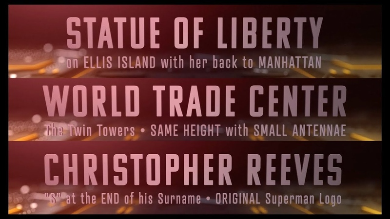 WTC, Statue of Liberty on Ellis Island, Christopher Reeve(s), Margot Kidder Mandela Effect RESIDUE!