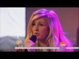 Ellie Goulding - Beating Heart & Burn (Live @ Today Show)