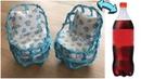 KOLA ŞİŞESİNDEN OYUNCAK KOLTUK YAPIMI | MİNYATÜR DIY Dollhouse Miniature armchair | Doll Craft