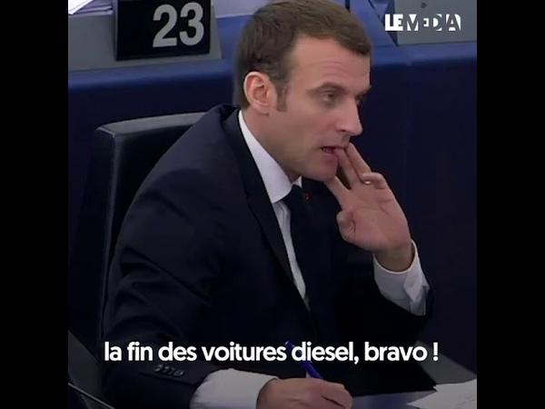 Macron se fait humilier par un ministre belge