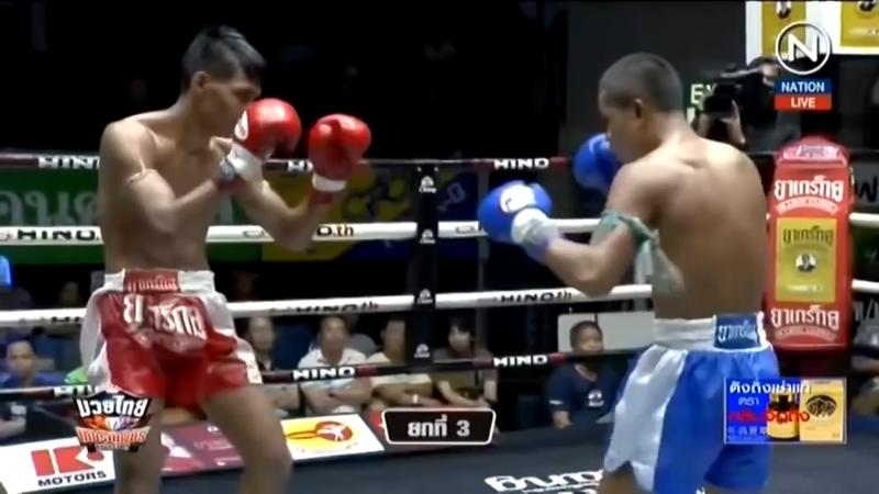 Хэд-Кик. Muaythai Kiatphet Super Fight.