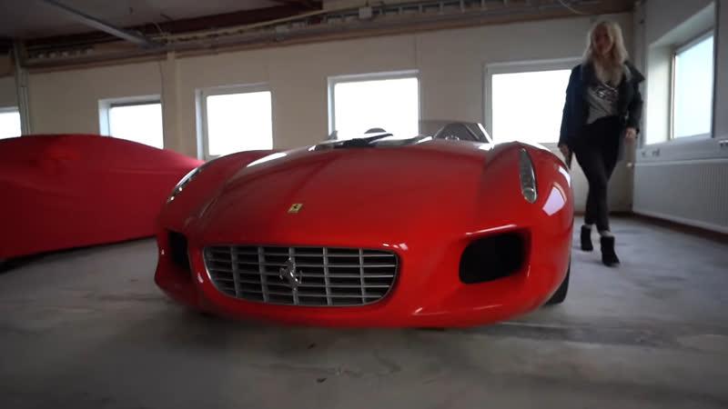 The Worlds Only Ferrari Rossa by Pininfarina!!