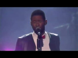Usher _ Michael Jackson Tribute Rock With You Live at Rock Hall