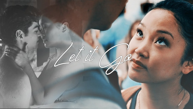 Lara jean peter | let it go