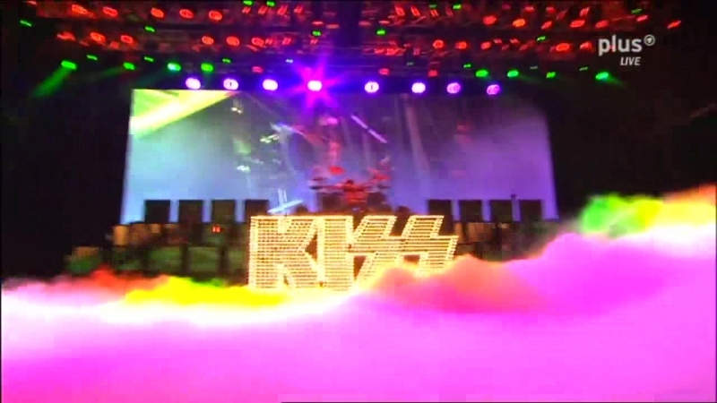 KISS - Im An Animal - Rock Am Ring 2010 - Sonic Boom Over Europe Tour.