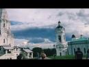 Эскурсия по парку Коломенское / Прогулка на самокате / Утки и вкусные яблоки / ЛюбАня 3