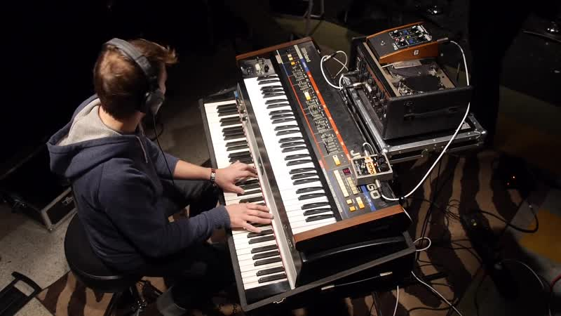 Deep House presents Nils Frahm Full Performance Live on KEXP HD 1080