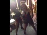 Danielle Peazer on keek - Backstage antics 🎤