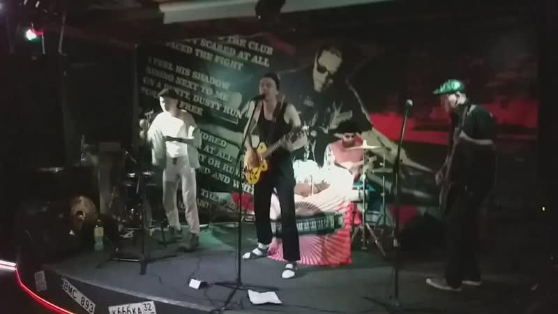 Группа ПАНКРОКШАПИТО из г.Люберцы на Дне Рождении Валерии Свист в ClubHouse1 12.01.19