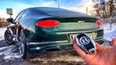 ЗАБРАЛ новый BENTLEY за 18 МЛН! 635 л.с. / 900 Нм! CONTINENTAL GT. Обзор и тест-драйв.