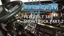 BRAND NEW PETERTBILT 389 SHOW TRUCK PART 2 - BUILT BY THE BEST - HOT ROD RIGS TV
