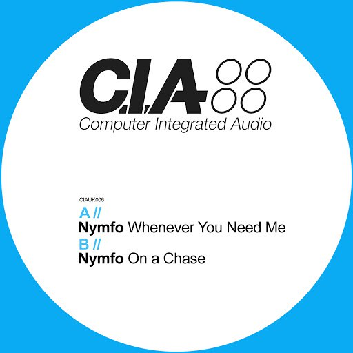 Nymfo альбом Whenever You Need Me / On a Chase