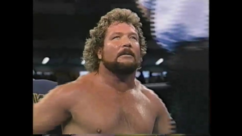 SWS 12/12/1991 SWS WWF SuperWrestle