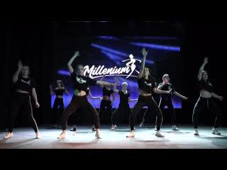 Millenium киров / vybz kartel - real badman / choreography by sonya ivacheva / танцы dancehall