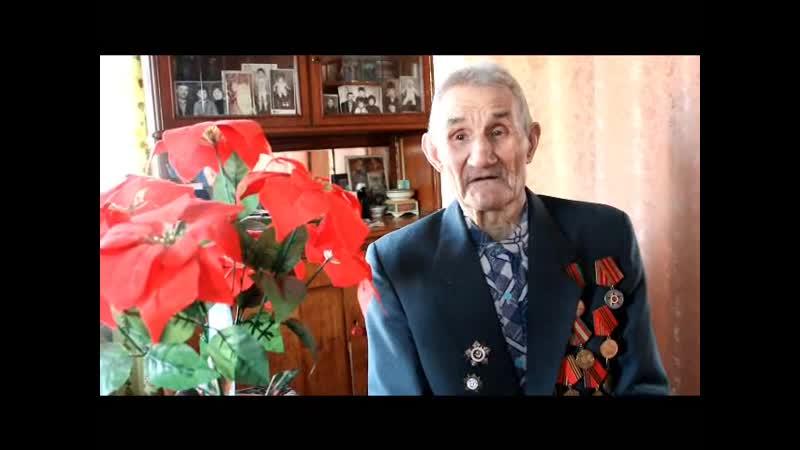 Боевой путь Виктора Креля в рамках спецпроекта Чтобы помнили...(г. Чашники, г. Новолукомль)