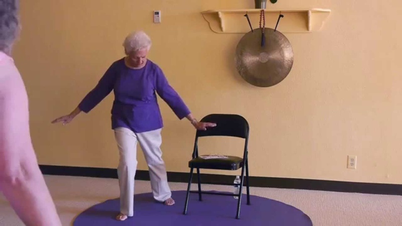 Seniors Improve your Balance with Multi Movements Led by Paula Montalvo Senior Chair Yoga Teacher