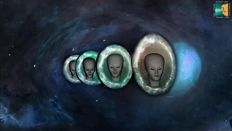 Предсказание - нумерология. Портал 84. Контакт и послание инопланетных цивилизаций.