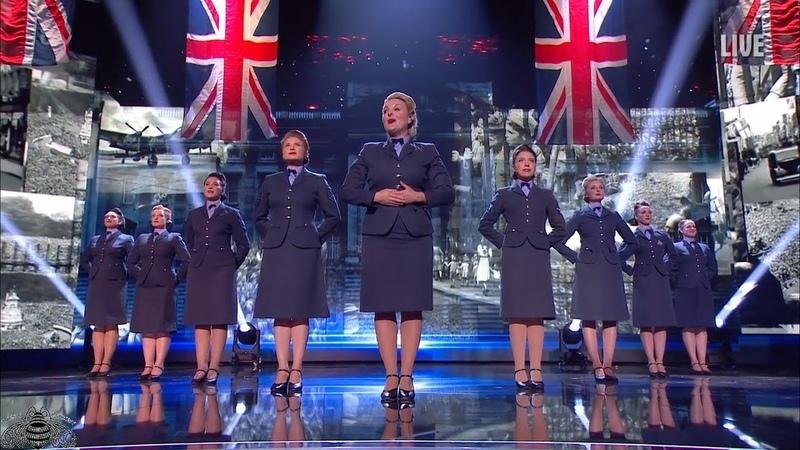 Britain's Got Talent 2018 Live Semi-Finals The D-Day Darlings Full S12E08