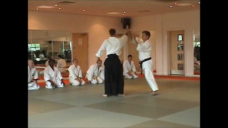 Koryu Dai Ichi - David Fielding 6th Dan - Tanseikan Aikido Club