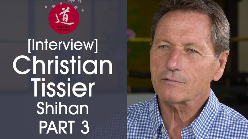 Christian Tissier - Aikido in Japan in the 70's the 8th Dan [Interview Part 3/7 - EN/FR/JA/ZH/KO]