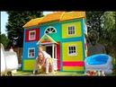 24 часа в Домике для детей ЧЕЛЛЕНДЖ и ЗАДАНИЕ - Сколько раз GRANNY появлялась в РЕАЛЬНОЙ ЖИЗНИ