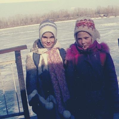 Тоня Шаповал, 20 декабря 1988, Новосибирск, id167636465