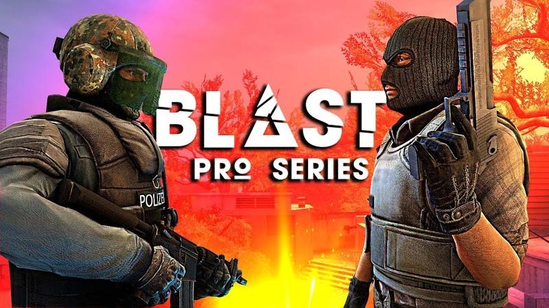 CSGO - BLAST Pro Series Copenhagen (Fragmovie)